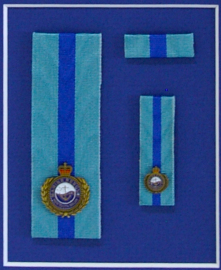 Commissioners Commendation for Courage