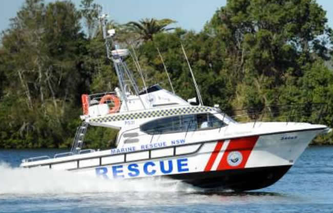 Rescue Vessel PS-31